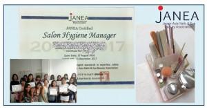 nail salon hygiene
